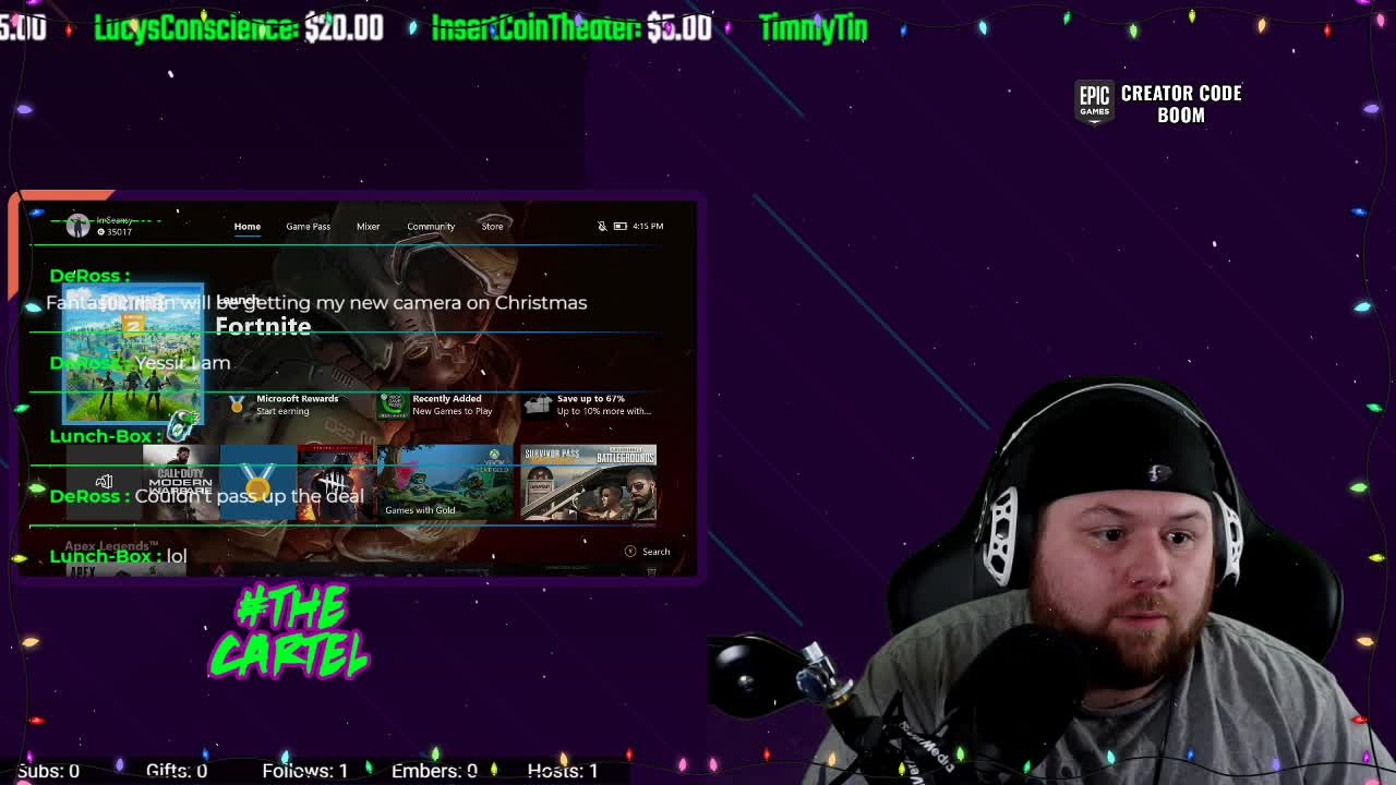 how was your holiday? - console !giveaway !gamersupps - Code Boom