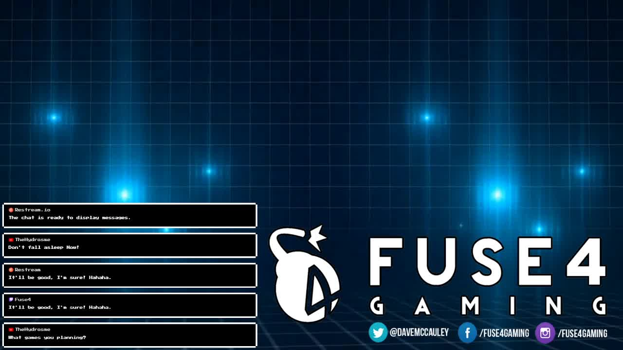 Fuse4Gaming 24 Hour Event!