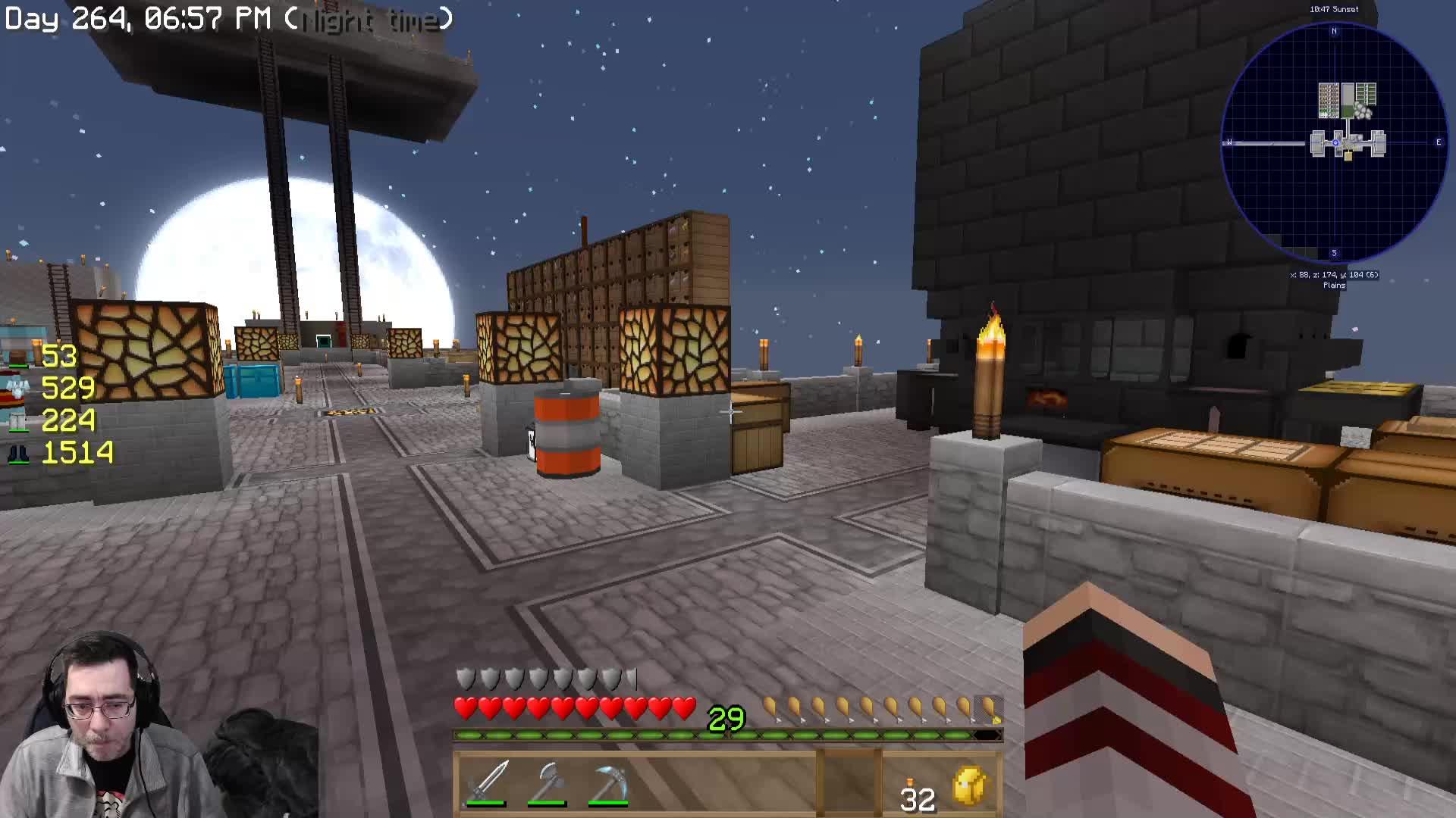 SkyFactory 3, Making Things..