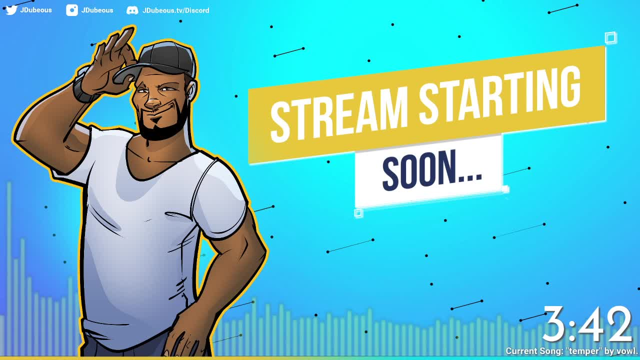 Watch Stream, You Will - I Have Spoken ✋🏾 - !embers - !discord