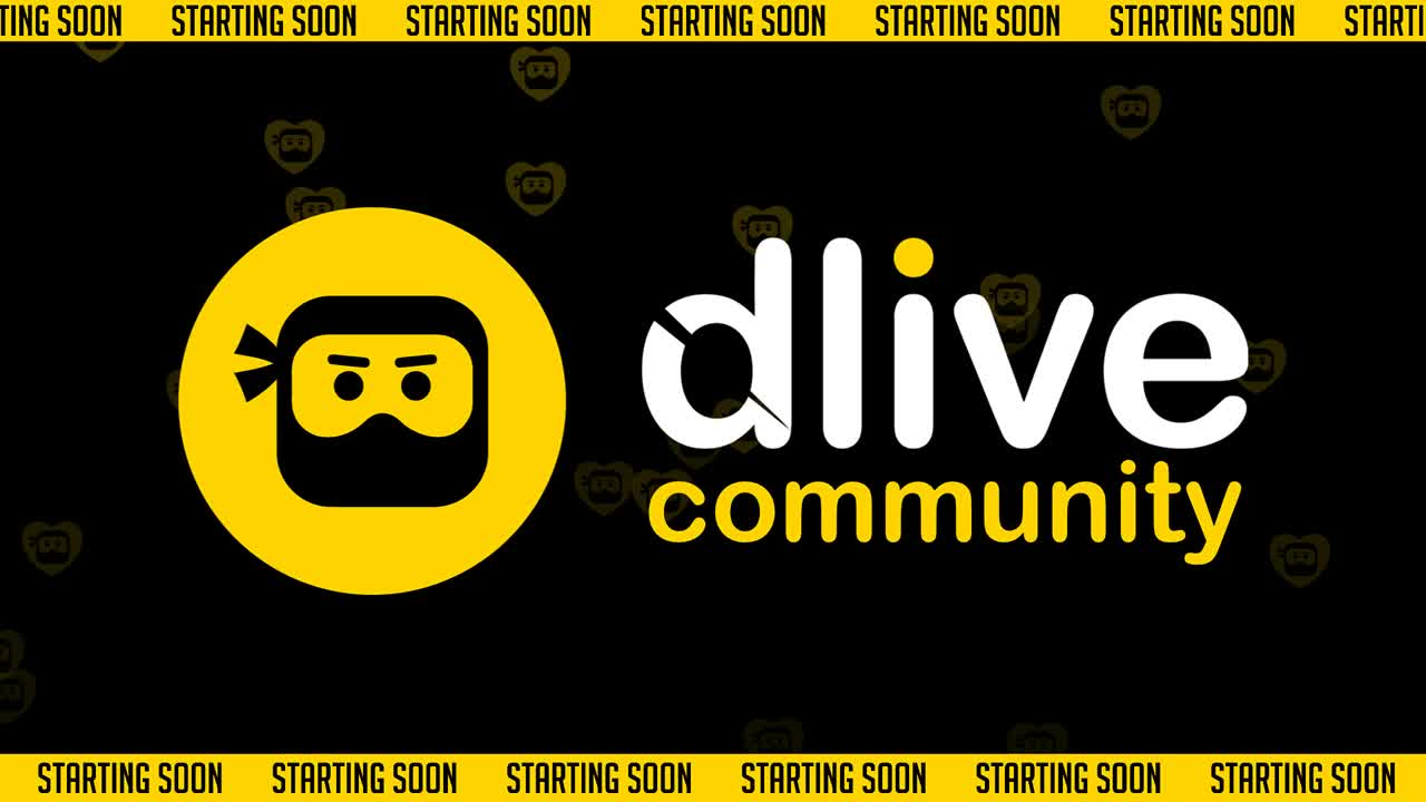 DLive Community Stream - #16