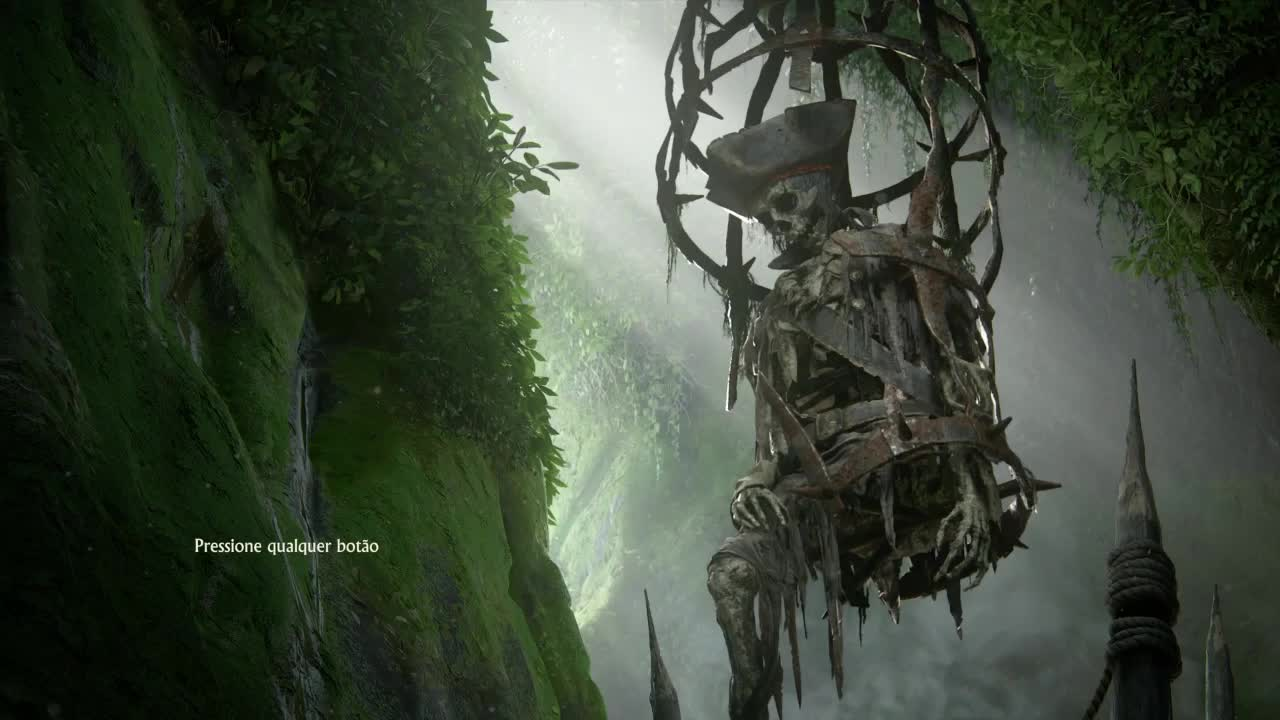 Uncharted 4: A Thief's End - Começando a Campanha - PS4 PRO