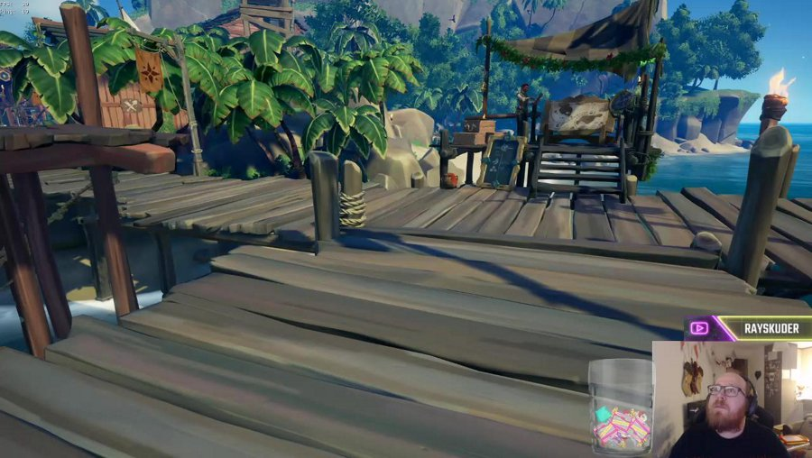 Pirates, Chests and sinking, what more could you want? Memes?