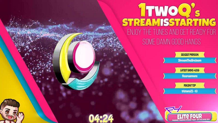 Elite Four Shiny Tourney | Day 2 | 1twoQ vs CafeEla vs PokeMEN7