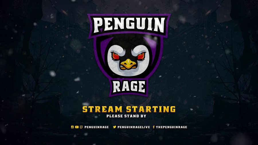 PenguinRage is coming back! | !Sub | !merch