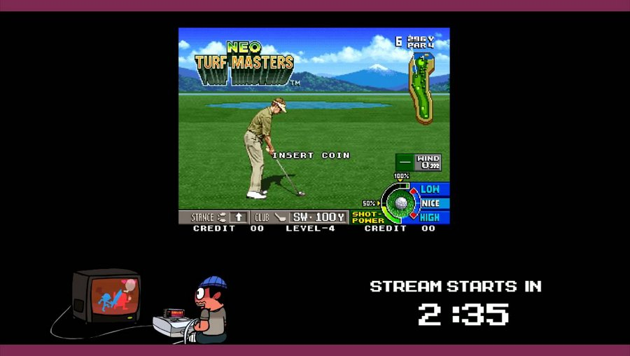 Neo Turf Masters (Neo Geo)! The most underrated golf game ever?