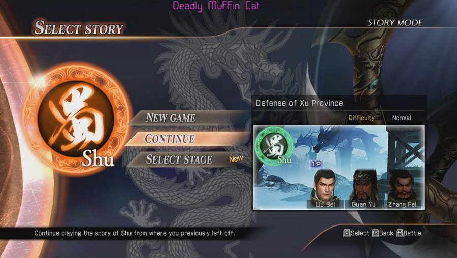 Early morning dynasty warriors.  More E3 later today.