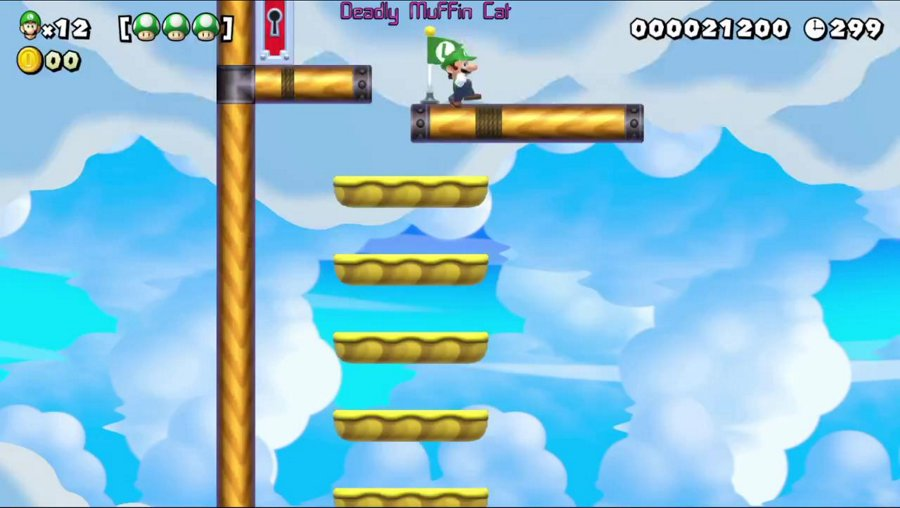 mario maker while shenmue 3 downloads
