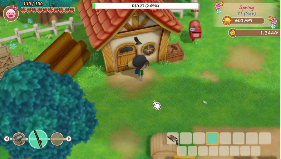 Continuando a fazenda, sera que tobias sai da friendzone hj? !controle !discord !youtube