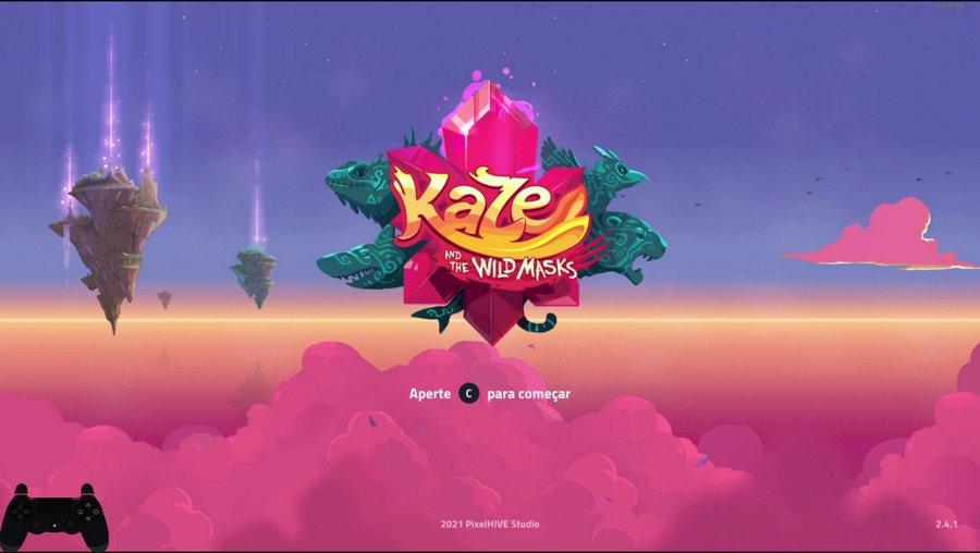 Speedrun Kaze Any% Original e testando a live em 1080p !torneio !discord !youtube