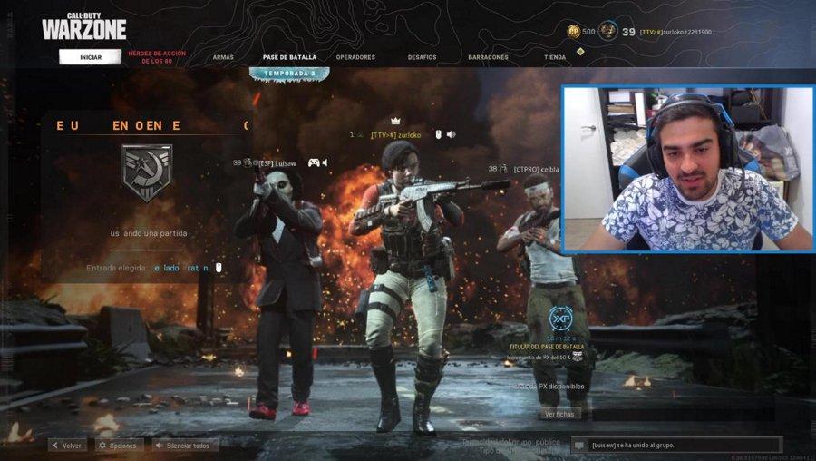 POR QUE LA CALLE VOTA FUEGO 🔥🔥🔥  | Call of Duty: Warzone