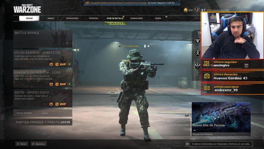 🔥Noche PRO🔥 | Call of Duty: Warzone