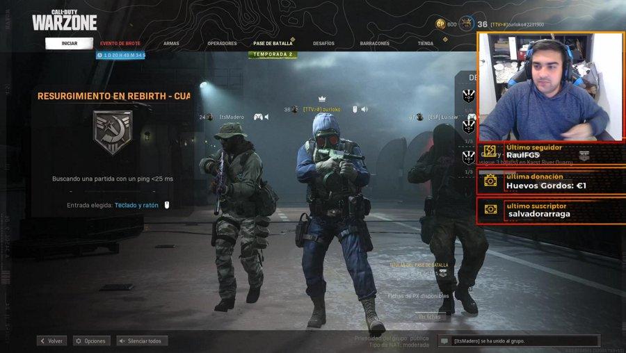 WARZONE WOOOOOOOOOOOOOH  | Call of Duty: Warzone