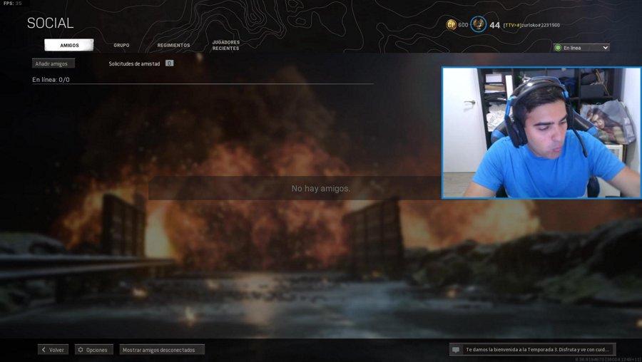 DOMINGUEO DE WARZONE | Call of Duty: Warzone