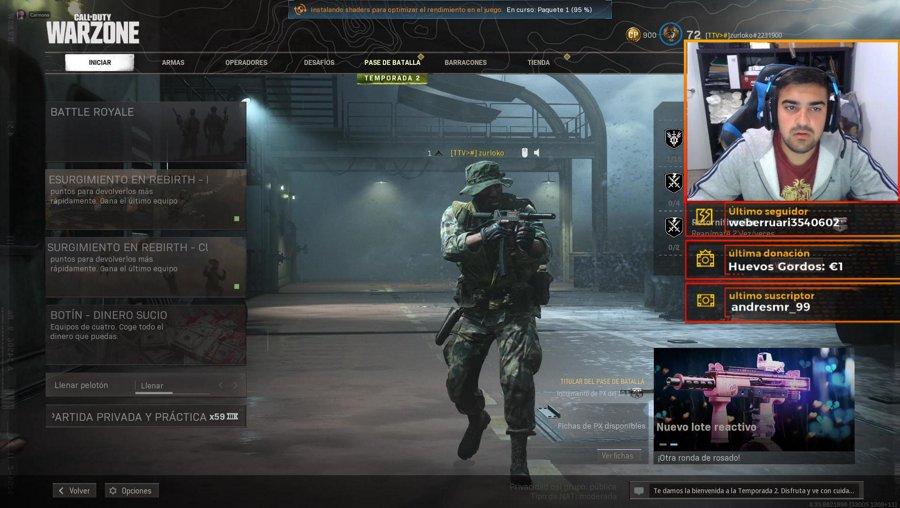 🔥VOLVEMOS AL VICIO🔥 | Call of Duty: Warzone