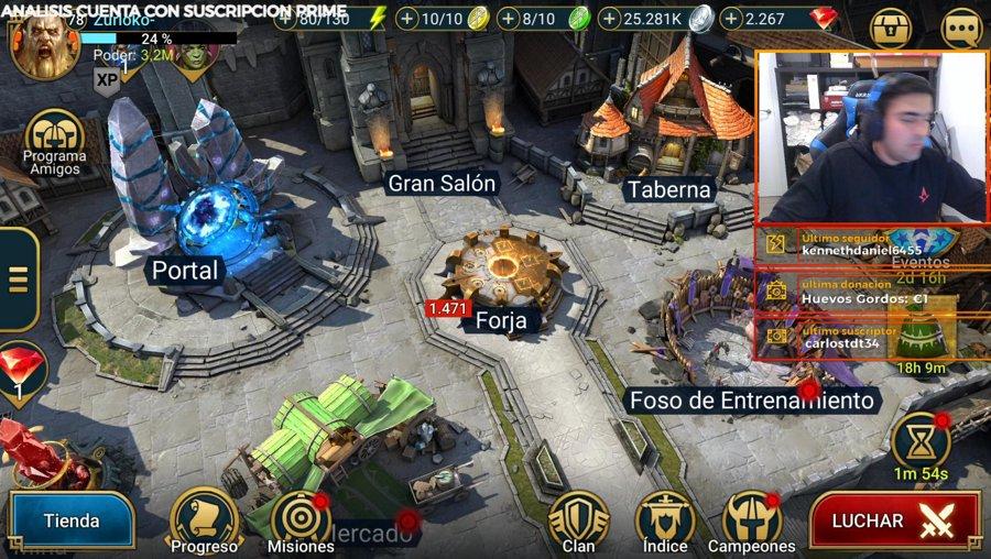 DE CHILL Y LO QUE SURJA  | Raid: Shadow Legends