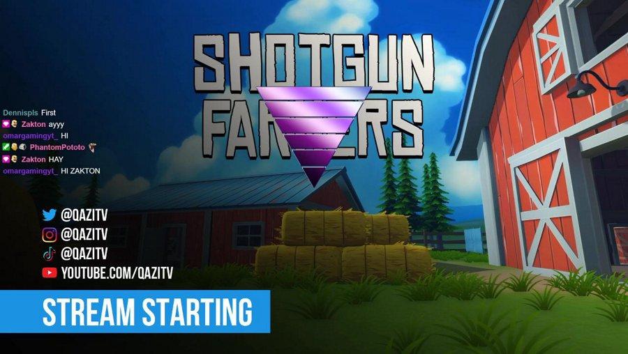 Shotgun Farmers Developer Stream