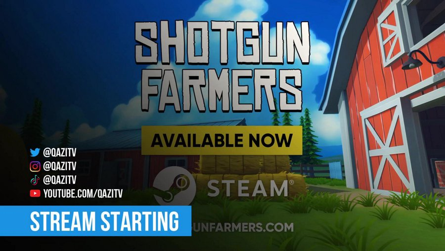 Shotgun Farmers Devstream