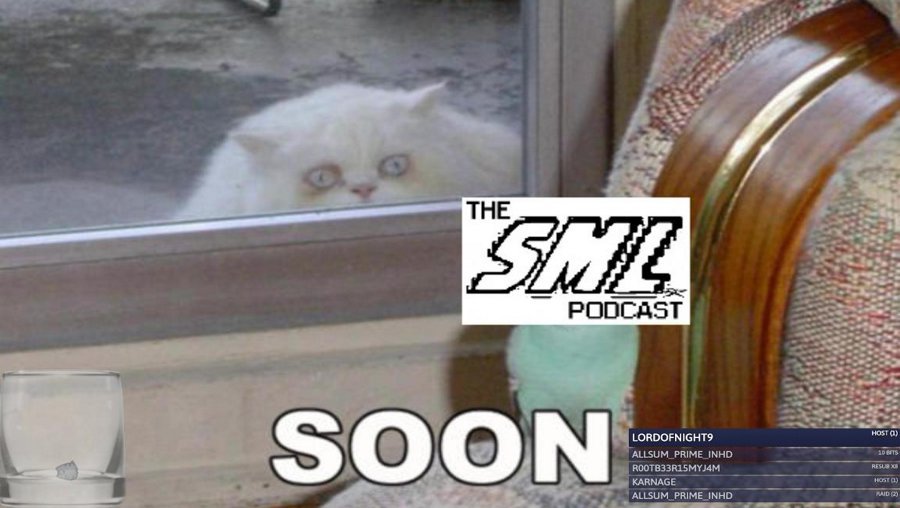 The SML Streamcast LIVE -- We're Back! -- !wetpancakes
