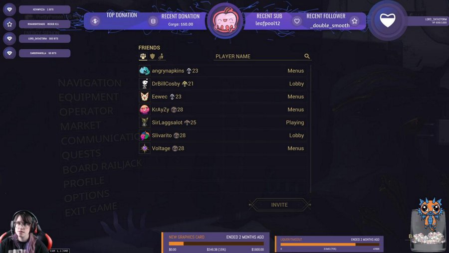 [PC] [WF PARTNER] maybe it's social distancing maybe it's my swamp witch personality