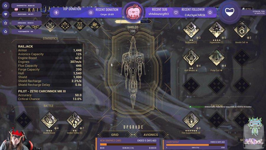 [PC] [WF PARTNER] ouch my railjack