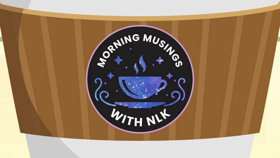 [CC] ☕ Morning Musings #293 ✨    QoTD: