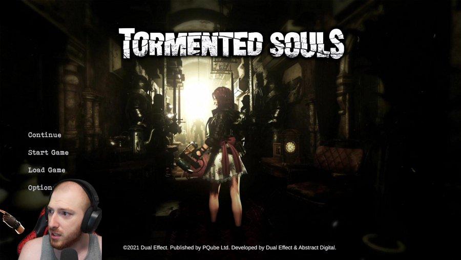 Birthday Stream! | Challenge Runs of Tormented Souls!