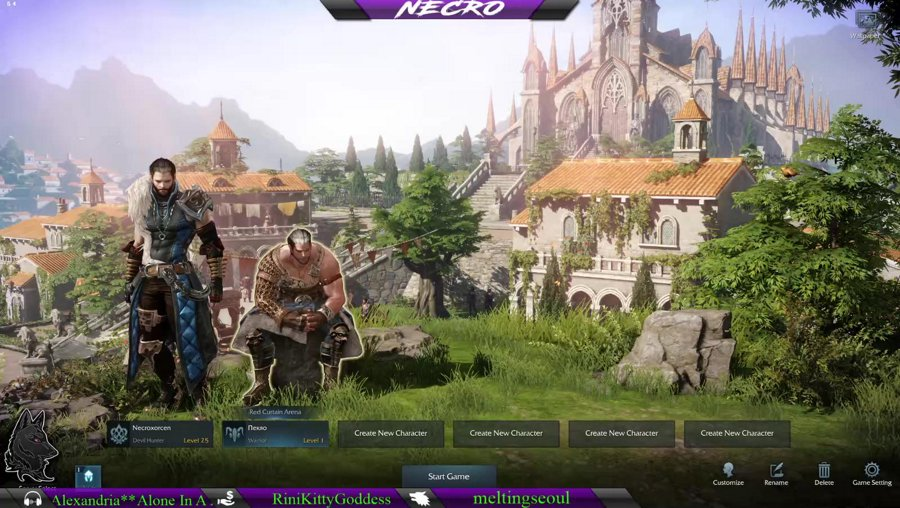 Eng - Metal Head Nerd Plays Lost Ark