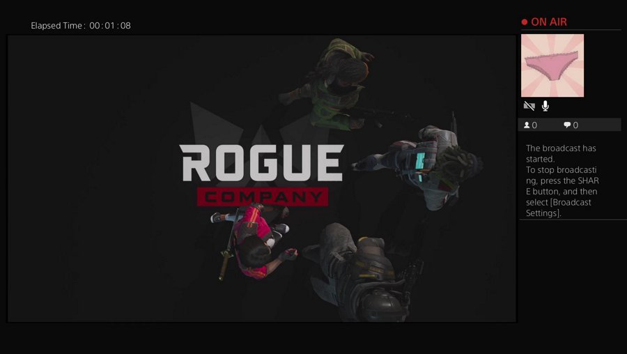 V4N Go's Wyle Shroom Ride Featuring The Broke Rapper in Rogue Company PC
