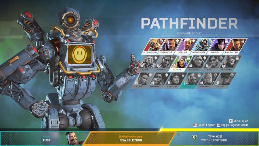 Best Apex Player Ever...now on PC!