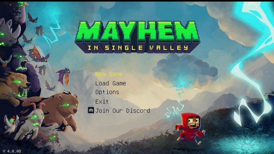 Hot Streaming Mayhem in Single Valley