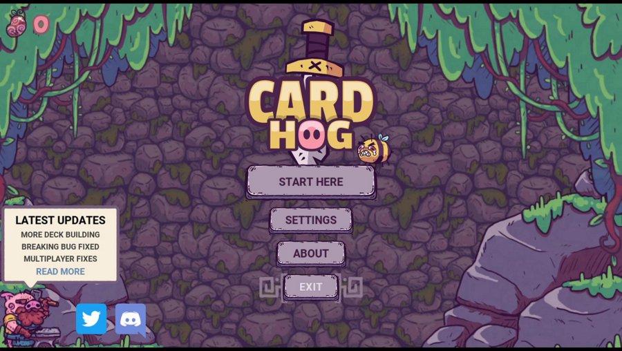 Hot Streaming Card Hog