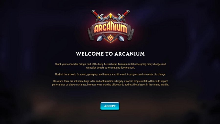 Hot Streaming Arcanium