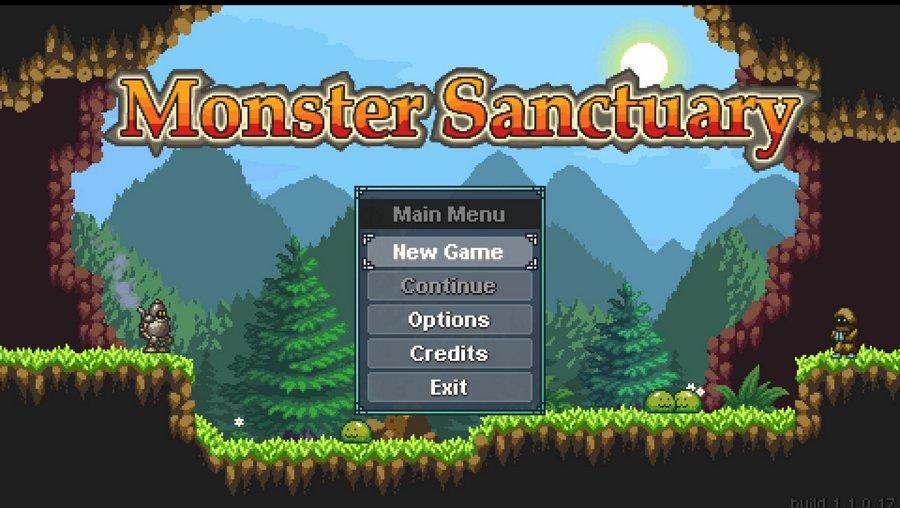 Hot Streaming Monster Sanctuary