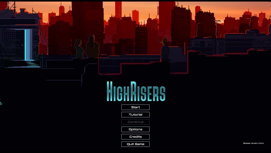 Hot Streaming Highrisers