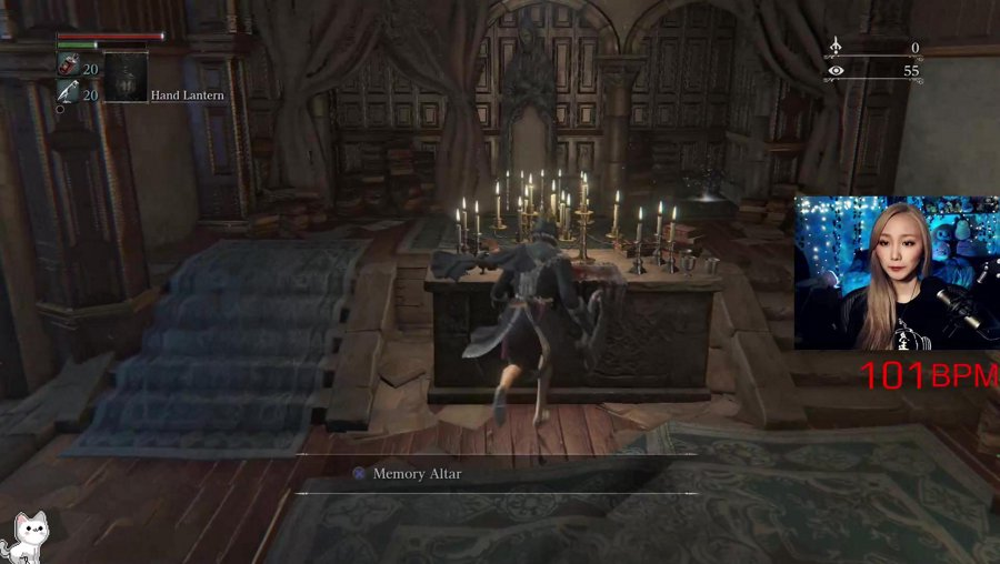 BL4 CHALLENGE RUN! HR Monitor on! BL4 means no leveling up your character! !boss