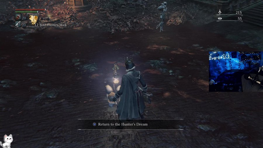 BL4 LUDWIG! HR Monitor on! BL4 means no leveling up your character! !boss
