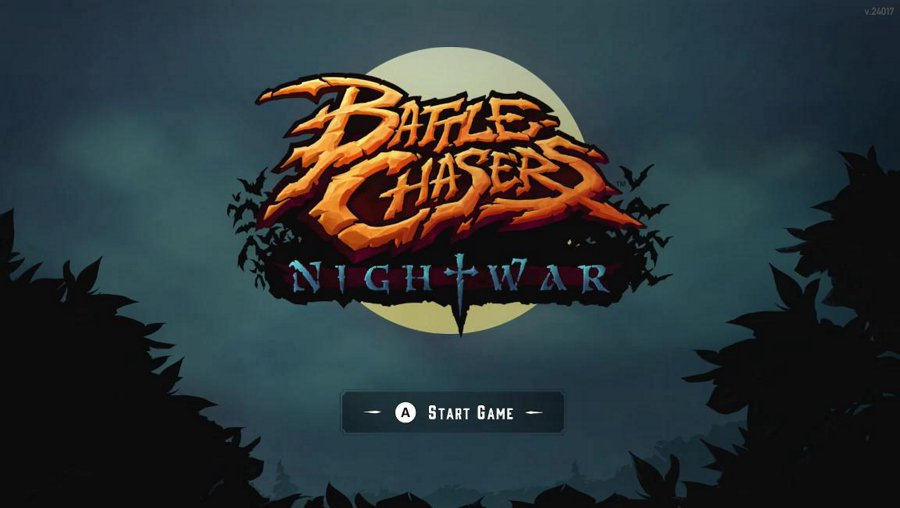 Battle Chasers: Nightwar [Switch] - The Grind Is Real