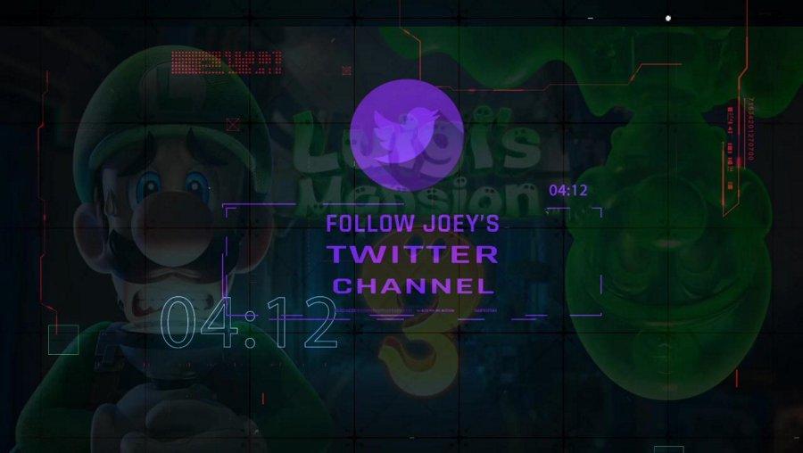 Joey plays Luigi's Mansion 3 !blind