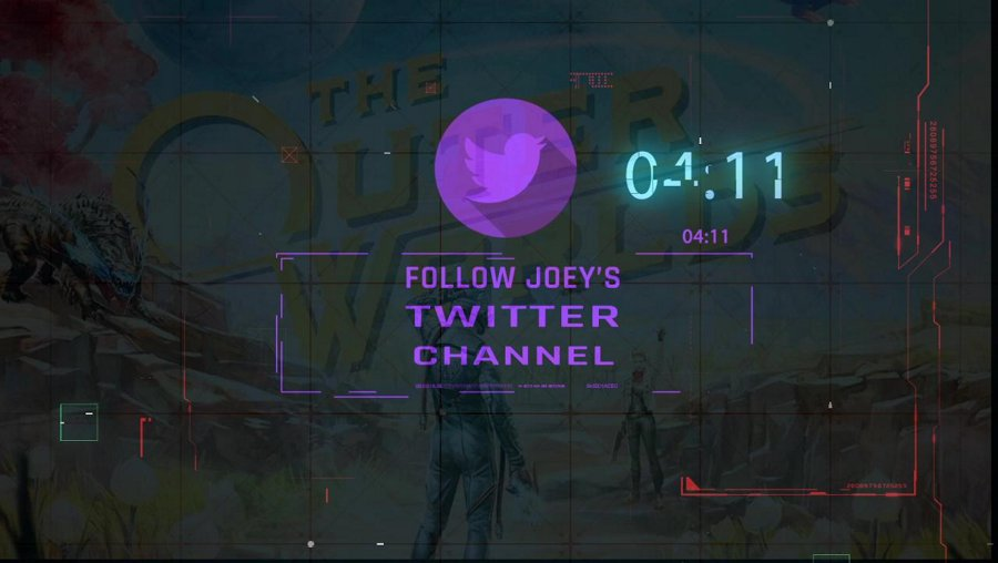 Joey Plays The Outer Worlds !blind