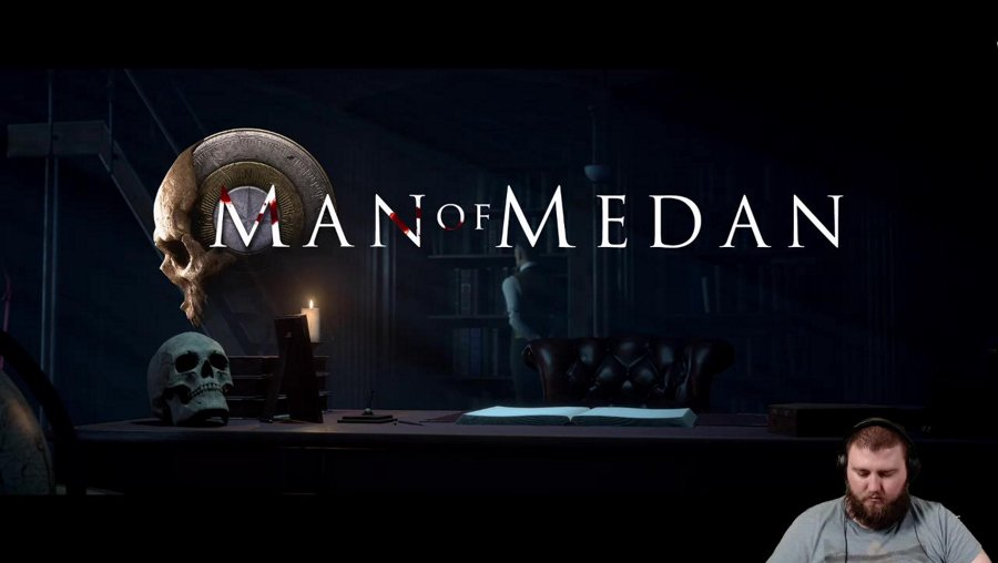 (PC) !blind Horror games start today The Dark Pictures Anthology: Man of Medan