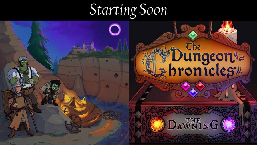 The Dungeon Chronicles : The Dawning - Session 4