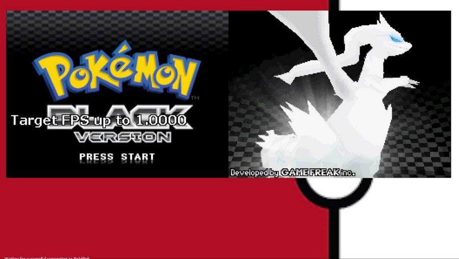Pokemon Blaze Black
