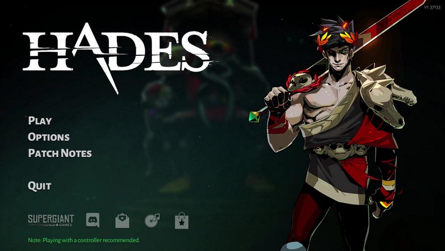 Testing Stream with some Hades (Has some hardware issues(