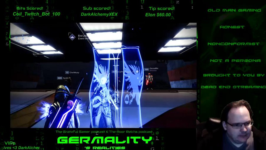 Destiny 2 Warlock 1315 shootin things