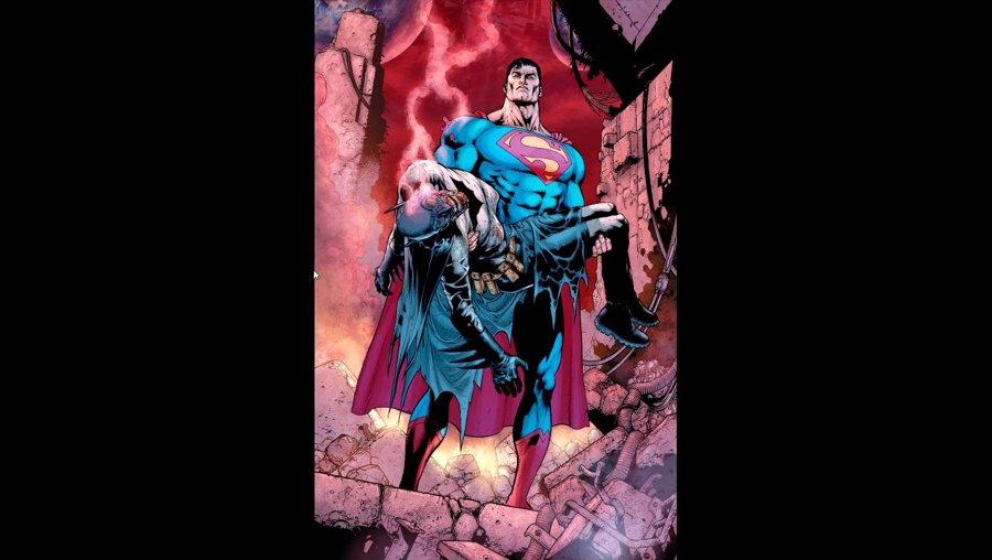 Comic books: Infinite Crisis (finishing)