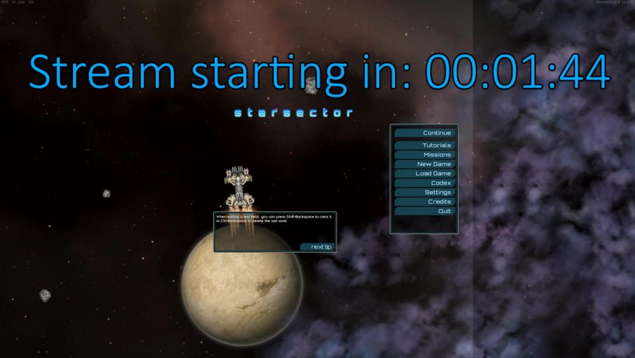Starsector, heavily modded ironman playthrough