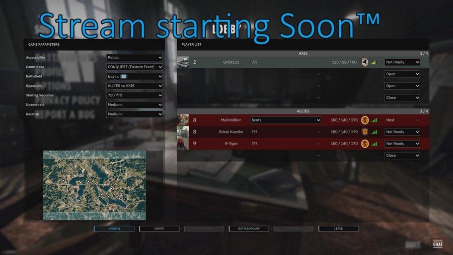 Scrub-tier Steel Division 2 multiplayer
