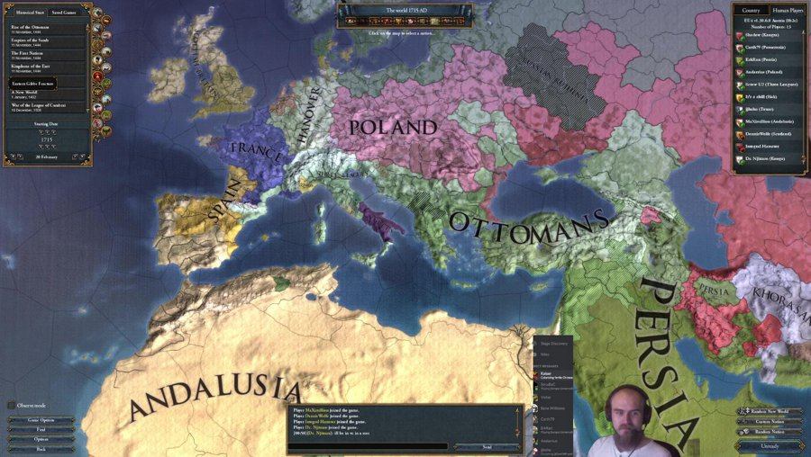 EU4 Multiplayer (1.30.6)