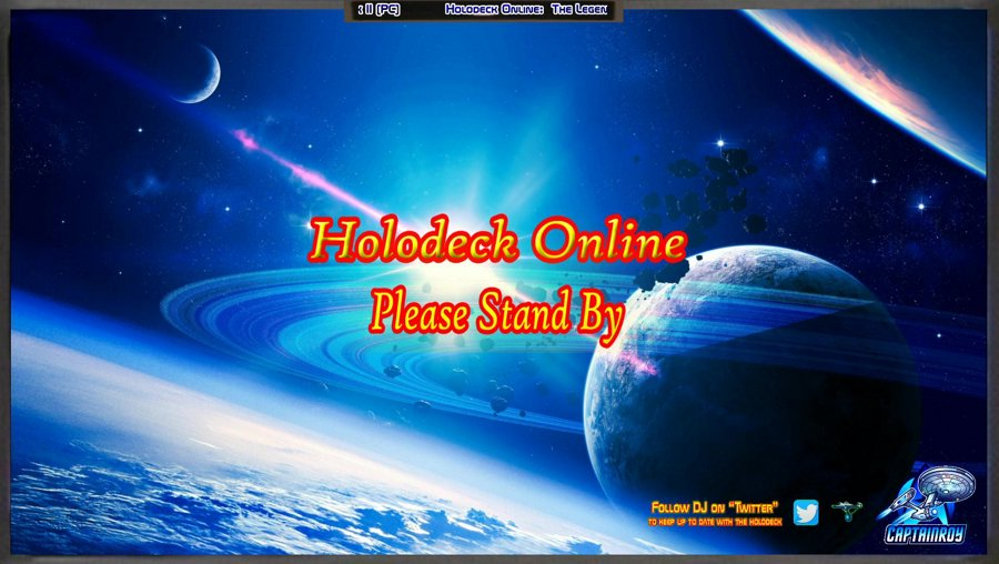 Welcome to the Holodeck